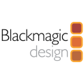 Blackmagic logo stacked